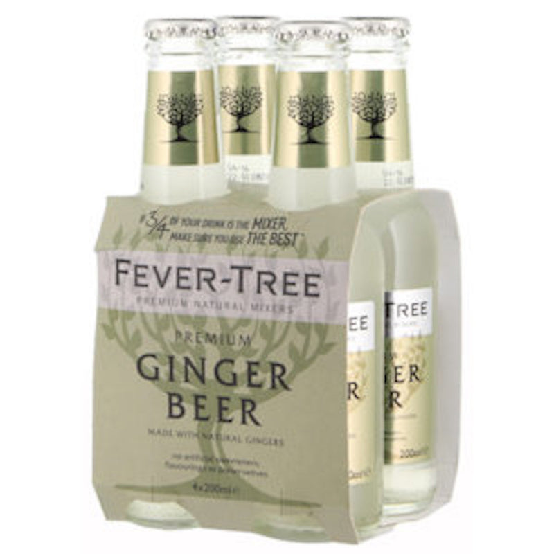 Fever-tree soda - Ginger beer
