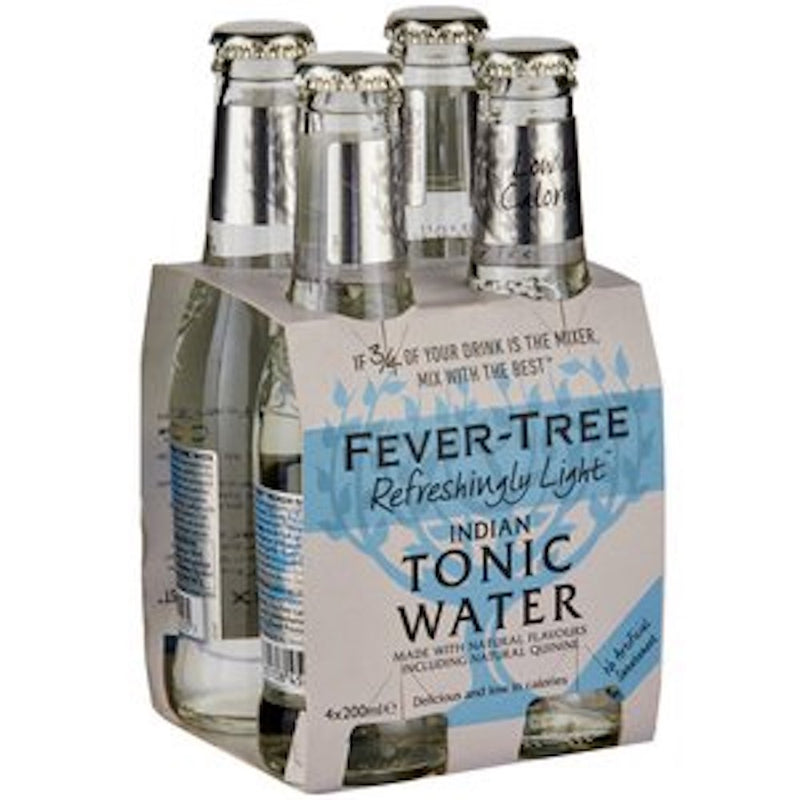 Fever-tree soda - Tonic Indien