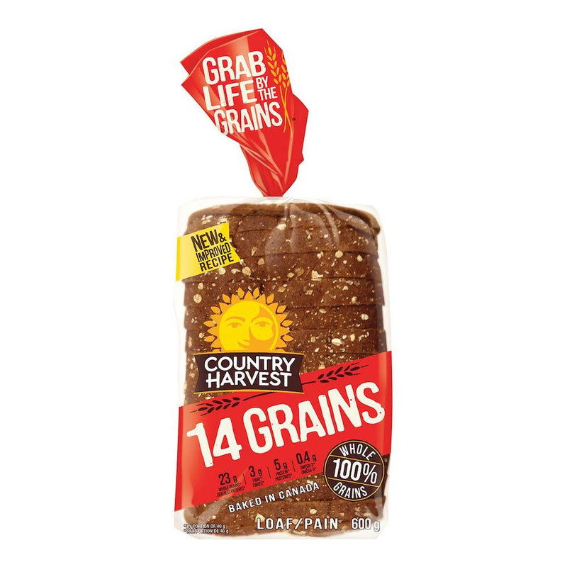 Pain Country Harvest - 14 grains