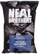 Tortillas bleu intense (Neal Brothers)
