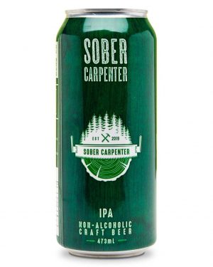 Sober Carpenter IPA sans alcool (Sober Carpenter)
