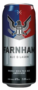 Double IPA americaine 7% (Farnham ale and lager)