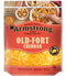 Shredded old cheddar (Armstrong)