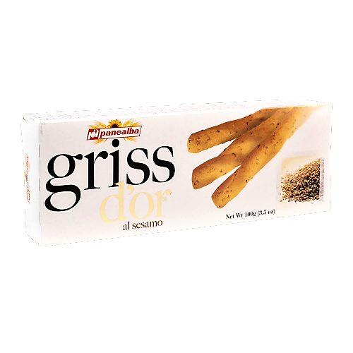 Gressin Griss d'or (Panealba)