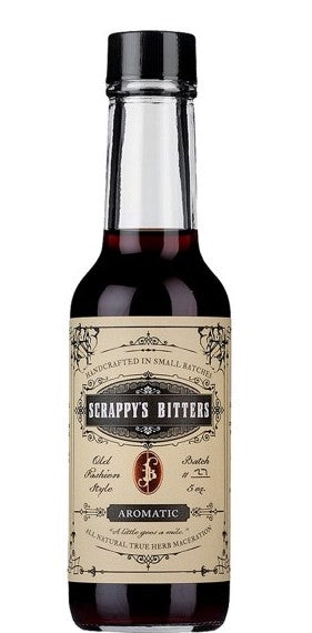 Amer aromatique (Scrappy's bitters)
