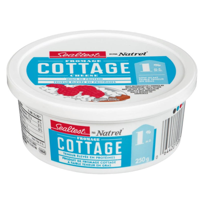 Fromage cottage 1% (Sealtest)