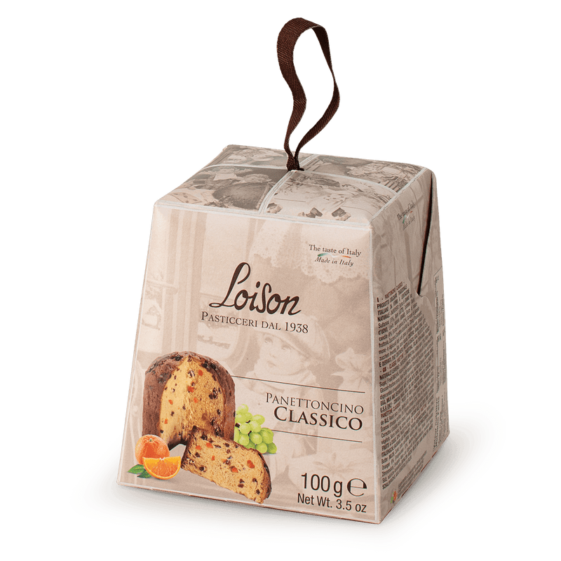Panettoncino classic (Loison)