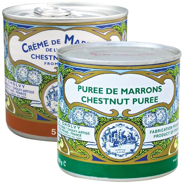 Puree de marrons (Cholvy)