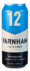 Hefeweizen white German wheat 5.2% (Farnham ale and lager)