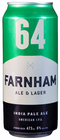 IPA 6% (Farnham ale and lager)