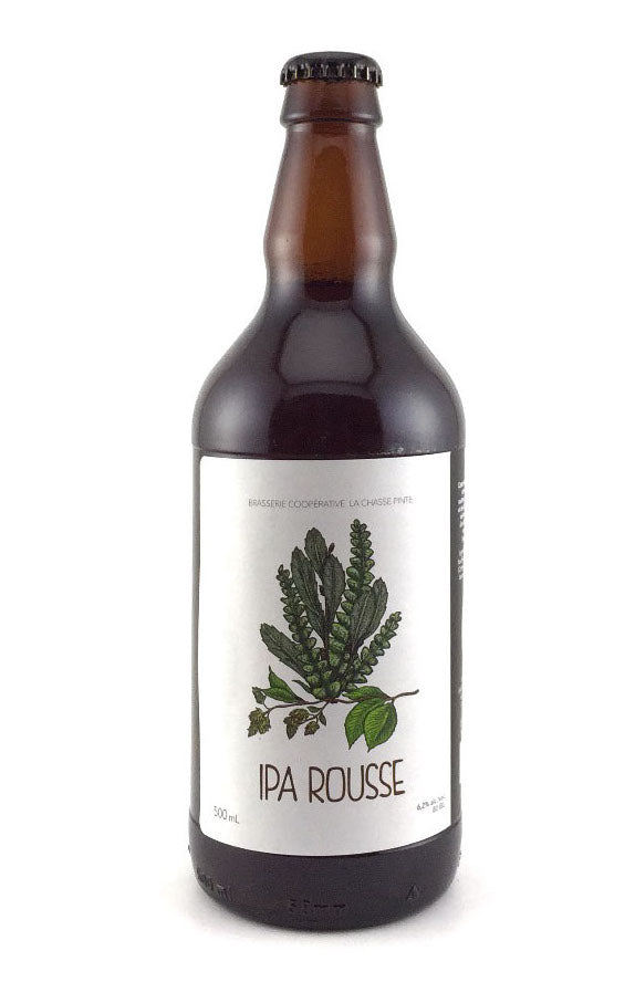IPA rousse (Brasserie coopérative la chasse-pinte)