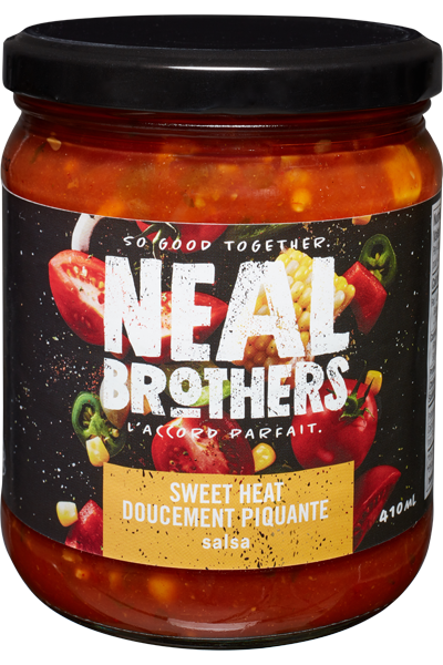Salsa selection (Neal Brothers)