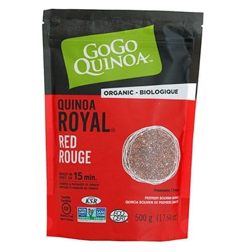 Quinoa Royal - Rouge (500g)