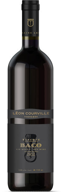 Reserve Baco 2016 (Domaine Leon-Courville)