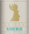 Saison belge (Simple malt)