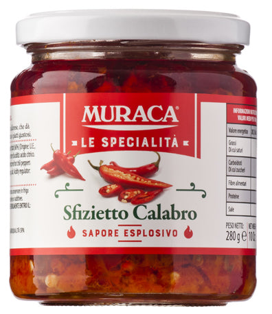 Condiment de piments fort (Muraca)