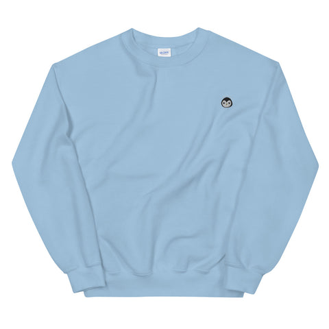 Penguin Core Sweatshirt (Light Blue)