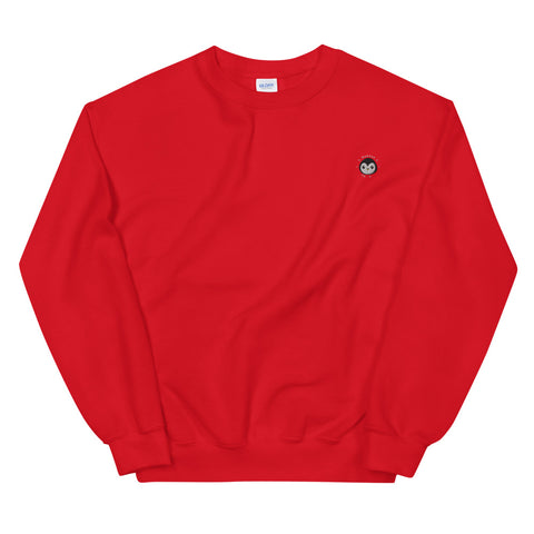 Penguin Core Sweatshirt (Red)