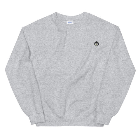 Penguin Core Sweatshirt (Sports Grey)