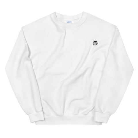 Penguin Core Sweatshirt (White)