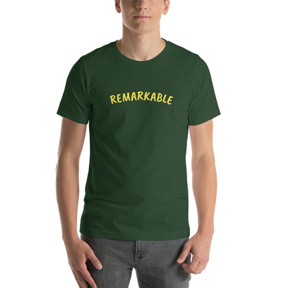 Remarkable T-Shirt (Forest)