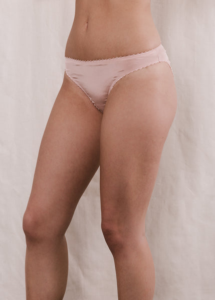 silk lycra brief now or never lingerie new zealand