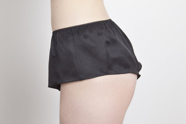 Camille Silk French Knicker