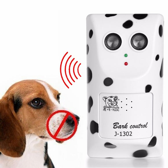 Dog Ultrasonic Anti Barking Device Dogs Bark Ultrasonic Stop Device Pet trainer Bark Control Ultrasonic Training Device For Dogs
