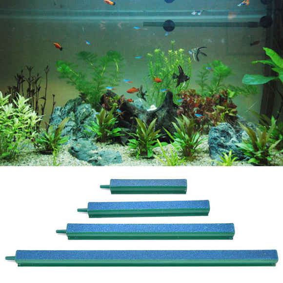 Adeeing Special Sand Bar for Aquarium Air Pump Fresh Air Stone Bubble Bar Aquarium Fish Tank Aerator Pump Hydroponics