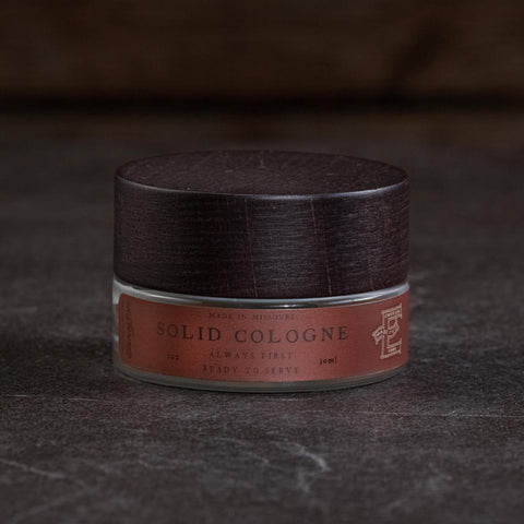 Red Label Solid Cologne