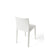 HAY Office Pair of Élémentaire Chairs Cream White
