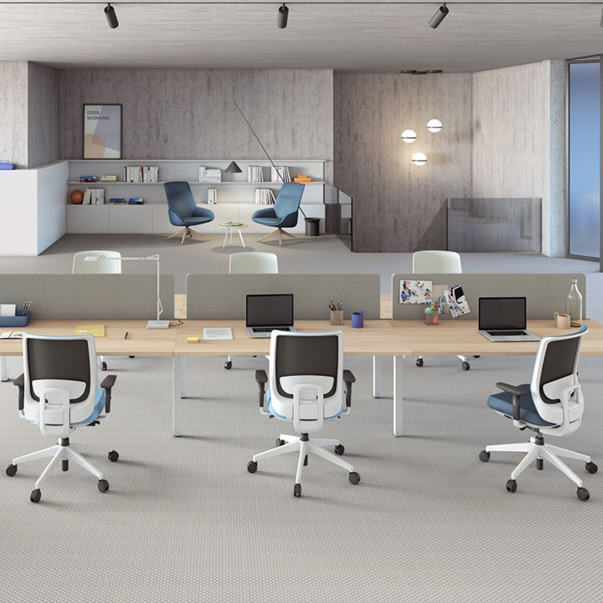 Actiu Office Trim 50 Task Chair Seating