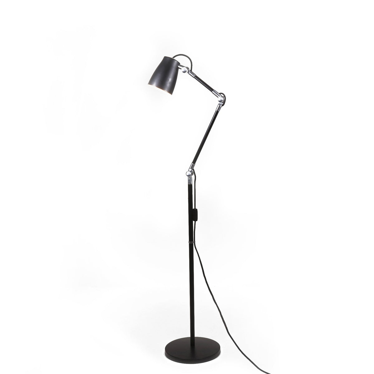 Astro Lighting Atelier Floor Lamp Matt Black