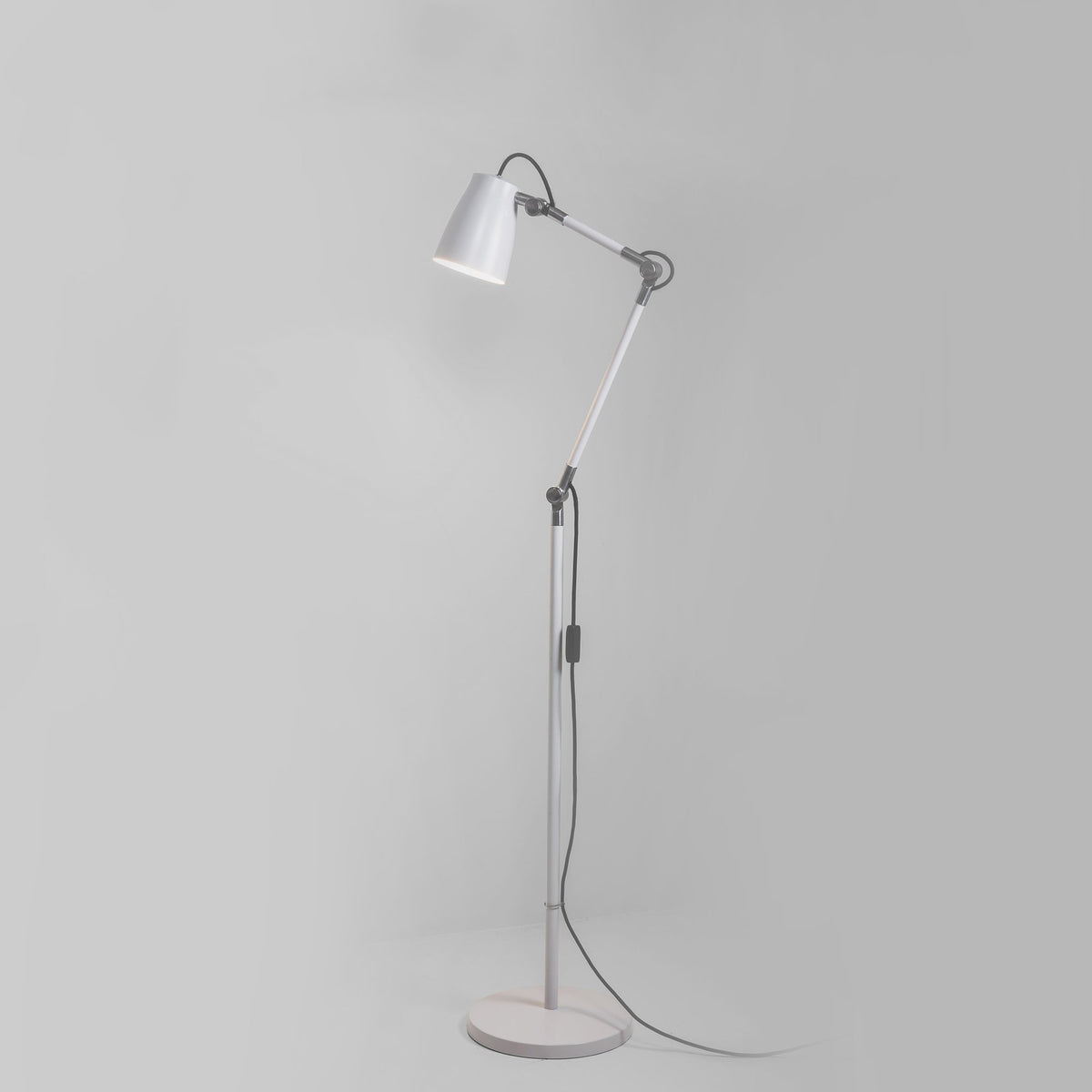 Astro Lighting Atelier Floor Lamp Matt White