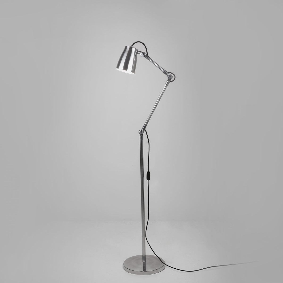 Astro Lighting Atelier Floor Lamp Polished Aluminium