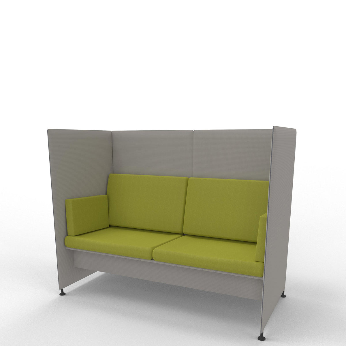 Edsbyn Ease Sofa Pod with Pear Cushions