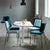 Johanson Design - Frankie Stackable Chair - Set of Four
