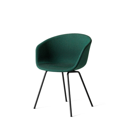 HAY Office About a Chair AAC27, Fabric Upholstery Olavi with Black Base