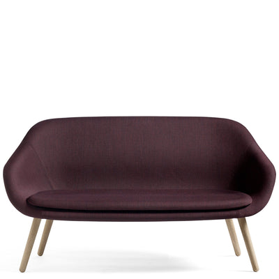 About A Sofa AAL Sofa Balder 0692 with Clear Lacquered Oak Base
