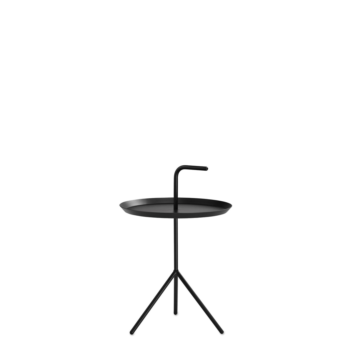 HAY DLM Portable Side Table Black