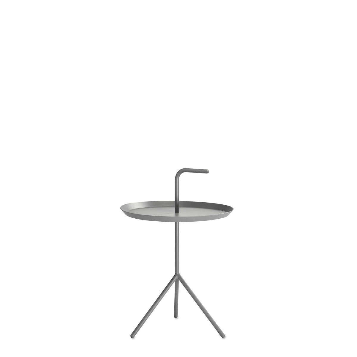 HAY DLM Portable Side Table Grey