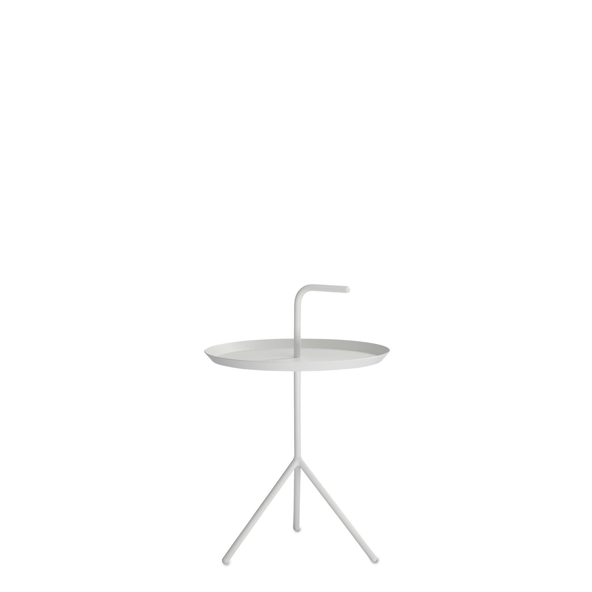 HAY DLM Portable Side Table White