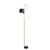HAY Office Beige Rope Trick Floor Lamp