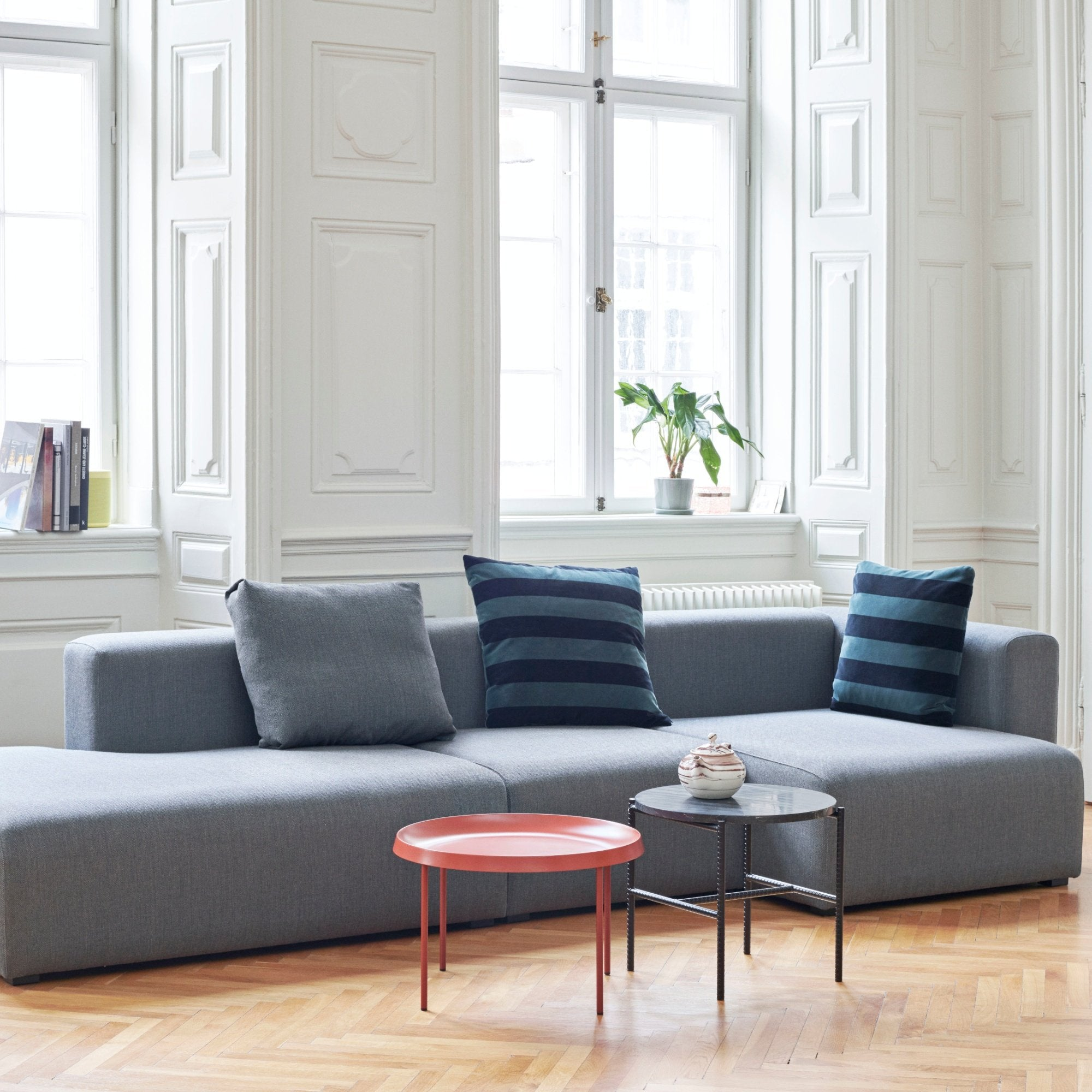 HAY Office Mags Fabric Corner Sofa Seating
