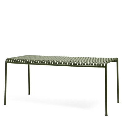 HAY Office Palissade Table 1700mm Olive Green