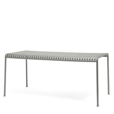 HAY Office Palissade Table 1700mm Sky Grey