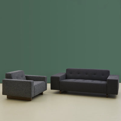 Hitch Mylius Office HM46 Abbey Armchair Seating