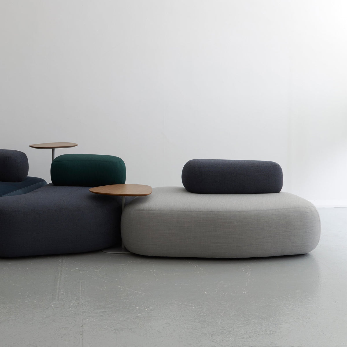 Hitch Mylius Office HM63b Pebble Seating