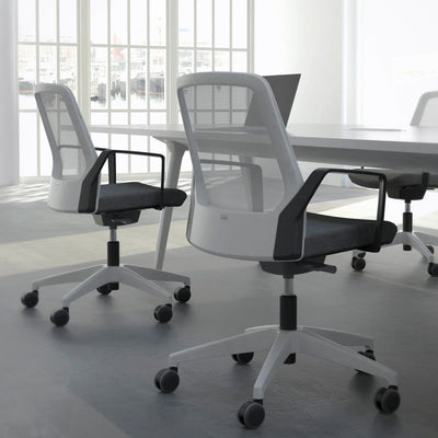 Interstuhl Buddy Conference Office Chair Seating