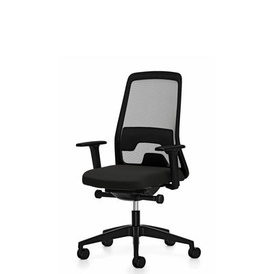 Interstuhl EVERYIS1 Office Task Chair 142E Black